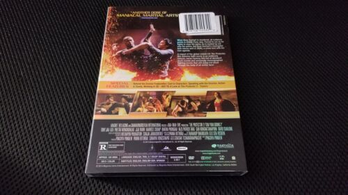 The Protector 2 DVD (2013) + Slip Cover