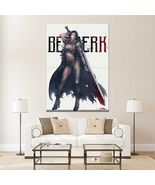Wall Poster Art Giant Picture Print Berserk Female Anime 2385PB - $22.99