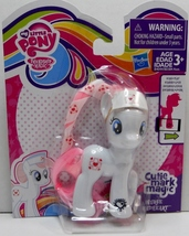My Little Pony Nurse Redheart Ribbon hair Zapcode exclusive Cutie Mark M... - $9.95