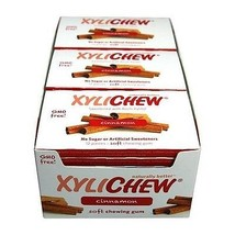 Xylichew Gum - Cinnamon - Counter Display - 12 ... - $52.56