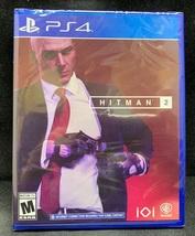 Hitman 2 Playstation 4 PS4 new sealed - $51.99
