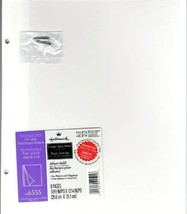 Hallmark Large Choose-Your-Own Album AR6555 Self-Adhesive Refill Pages F... - $39.99