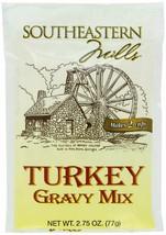 Southeastern Mills Roast Turkey Gravy Mix, 3 Oz. Package (Pack of 12) - $29.21