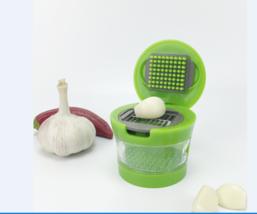Garlic Presser Chopper Hand Tool Grinder Practical Kitchen Tool NEW - $9.93