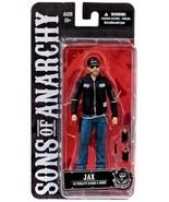 Sons of Anarchy Jax Action Figure by Mezco NIB Entertainment Earth Exclu... - $44.54