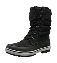 Helly Hansen Mens Garibaldi 2 Snow Boots Black (Jet Black/Ash Grey) 7 UK - $1.992,30 MXN