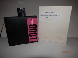 Tommy Loud by Tommy Hilfiger for Women 2.5oz edt spray - $54.50