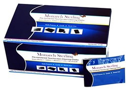 Monarch Sterling Premium Touch-Screen Cleaning Cloths Gentle and Effective Clean