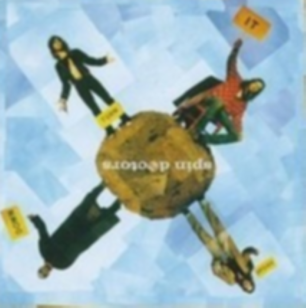 Turn It Upside Down by Spin Doctors Cd