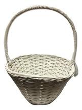 Pottery Barn Wicker Basket - $49.98
