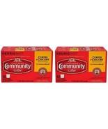 Community Coffee & Chicory Coffee Keurig K Cup 2 Box Pack - $24.70