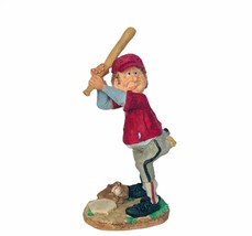 Doug Harris figurine Not Out Yet Baseball player Russ Berrie 100691 bat ... - $48.33