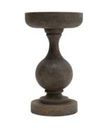 Pillar Candlestick in Blackwash - $74.25