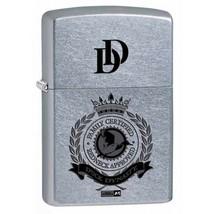 Duck Dynasty Family Certified- Street Chrome  ZIPPO LIGHTER - $23.70