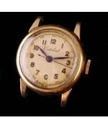 1930s Cortebert watch -  ladies military time - vintage swiss wristwatch - $135.00