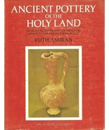 """""""Ancient Pottery of the Holy Land"""" Required Reference Book! Large Ruth A... - $125.10"""
