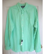 New Ralph Lauren Custom Fit Mens Casual Shirt Variety Color & Sizes - $46.74
