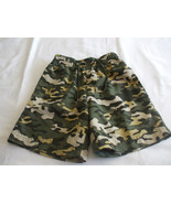 Camouflage Shorts Size 4 100% polyester George - $5.64
