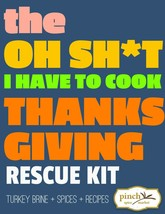 """The """"OH S%*T – I Have to Cook Thanksgiving?!"""" Spice Rescue Kit - $49.49"""
