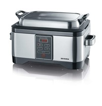 Severin SV 2447 - Oven Of Baking IN Vacuum Without Fat Stainless Steel 2... - $278.69