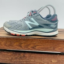 New Balance 880V6 Running Sneakers Womens 7.5 Gray Preowned W886 - $51.29