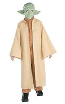 Rubie's Costume Star Wars Episode 3 Child's Deluxe Yoda Costume, Small - $25.36