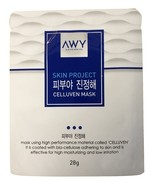 AWY (Always With You) Skin Project Celluven Mask, 28g/piece - $13.00
