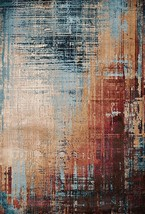 Contemporary Modern Abstract Area Rug **Free Shipping** - €42,97 EUR+