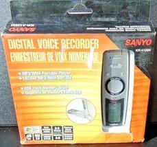 Sanyo Memo-Scriber TRC5400 Microcassette and 50 similar items