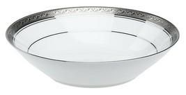 Noritake Crestwood Platinum Soup Bowls  Set of 4 - $89.10
