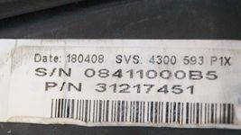 07-11 Volvo S40 V50 Side View Door Mirror BLIS Blind Spot Camera Passenger Right image 9