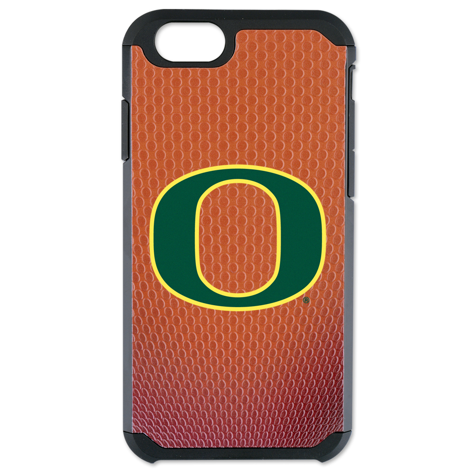 Primary image for Oregon Ducks Classic Football Pebble Grain Feel IPhone 6 Case**Free Shipping**