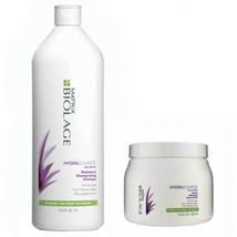 Matrix Biolage Hydra Source Shampoo 33.8 fl oz & Conditioner Duo 16.9 fl oz - $39.99