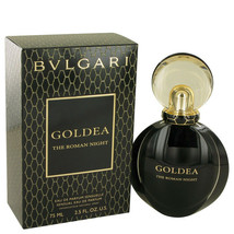 Bvlgari Goldea The Roman Night by Bvlgari 2.5 oz EDP Spray Perfume for W... - $67.40
