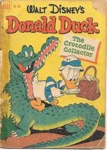 Walt Disney's Donald Duck Four Color Comic Book #348 Dell Comics 1951 GOOD - $24.08