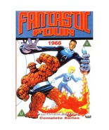 1966 Fantastic Four Complete Cartoon Series 2 DVD Set. FREE SHIPPING - $13.80