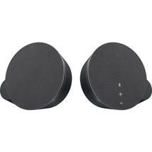 Logitech MX Sound Bluetooth Speaker System - 12 W RMS - Desktop - $124.51