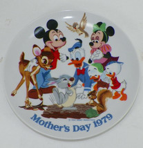 1979 SCHMID WALT DISNEY MOTHERS DAY PLATE 1979  A1 - $14.99