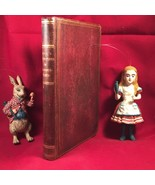Alice's Adventures in Wonderland by Lewis Carroll, 1867 Sixth Thousand - $4,410.00
