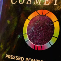 NWT NIB Clionadh Cosmetics JEWELLED MULTICHROME SINGLE PAN *1 SHADE* Crown Glass image 4