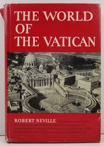 The World of The Vatican by Robert Neville - $5.99