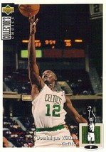 1994-1995 Upper Deck Collector's Choice Card Dominique Wilkins #247 Celt... - $1.97
