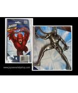 """Marvel Dare Devil Key Ring Metal 2"""" - $5.99"""