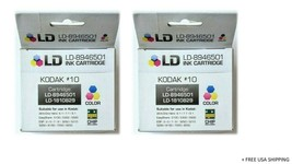 (2) Compatible Replacement for Kodak LD-894650/LD-1810829 - $15.14