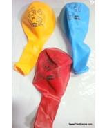 Ni Hao Kai Lan Party Supplies 12 Balloon Latex Decoration Girl Asian Fav... - $9.85