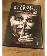Dead Silence – You Scream You Die (DVD) Special Buy 3 Get 4th Movie Free... - $3.47