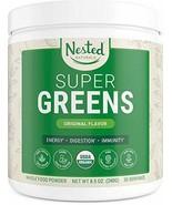 Green Superfood Powder  100% USDA Organic Non-GMO Vegan  Dietary Supplem... - £41.91 GBP