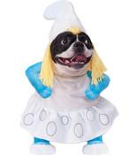 Rubie's Smurfs The Lost Village Walking Smurfette Pet Costume, X-Large - $47.73