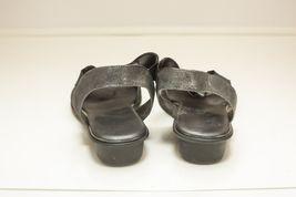 5 Meucci Silver Sandals B 6 Sesto US Women's qgtBRwt
