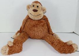 Jellycat JUNGLIE BROWN MONKEY Bean Filled STUFFED PLUSH ANIMAL SOFT TOY ... - $22.86